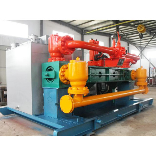 TPB of hydraulic profile control and injection pump